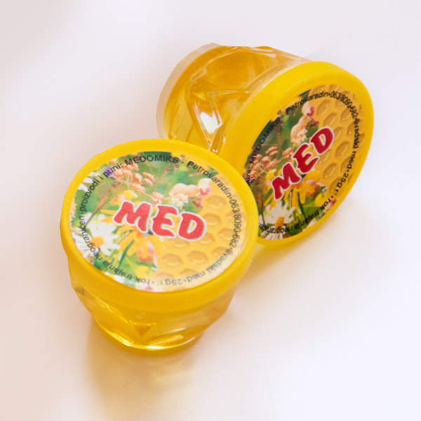 Ugostiteljski med – čašice 25g